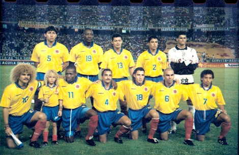 COLOMBIA-1994
